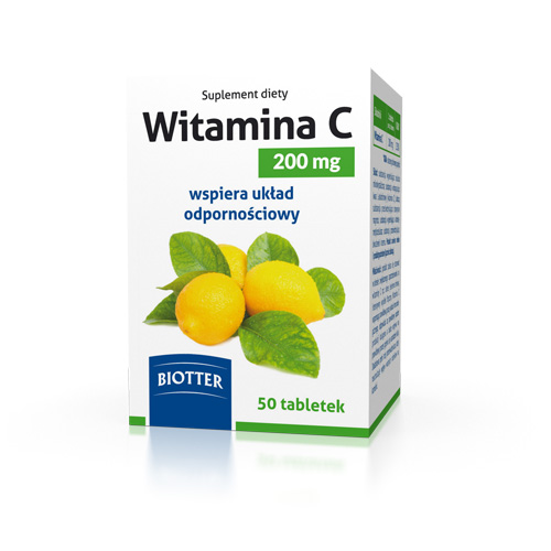 Witamina C 200mg