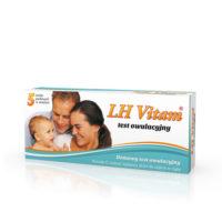 Domowy test owulacyjny – LH Vitam