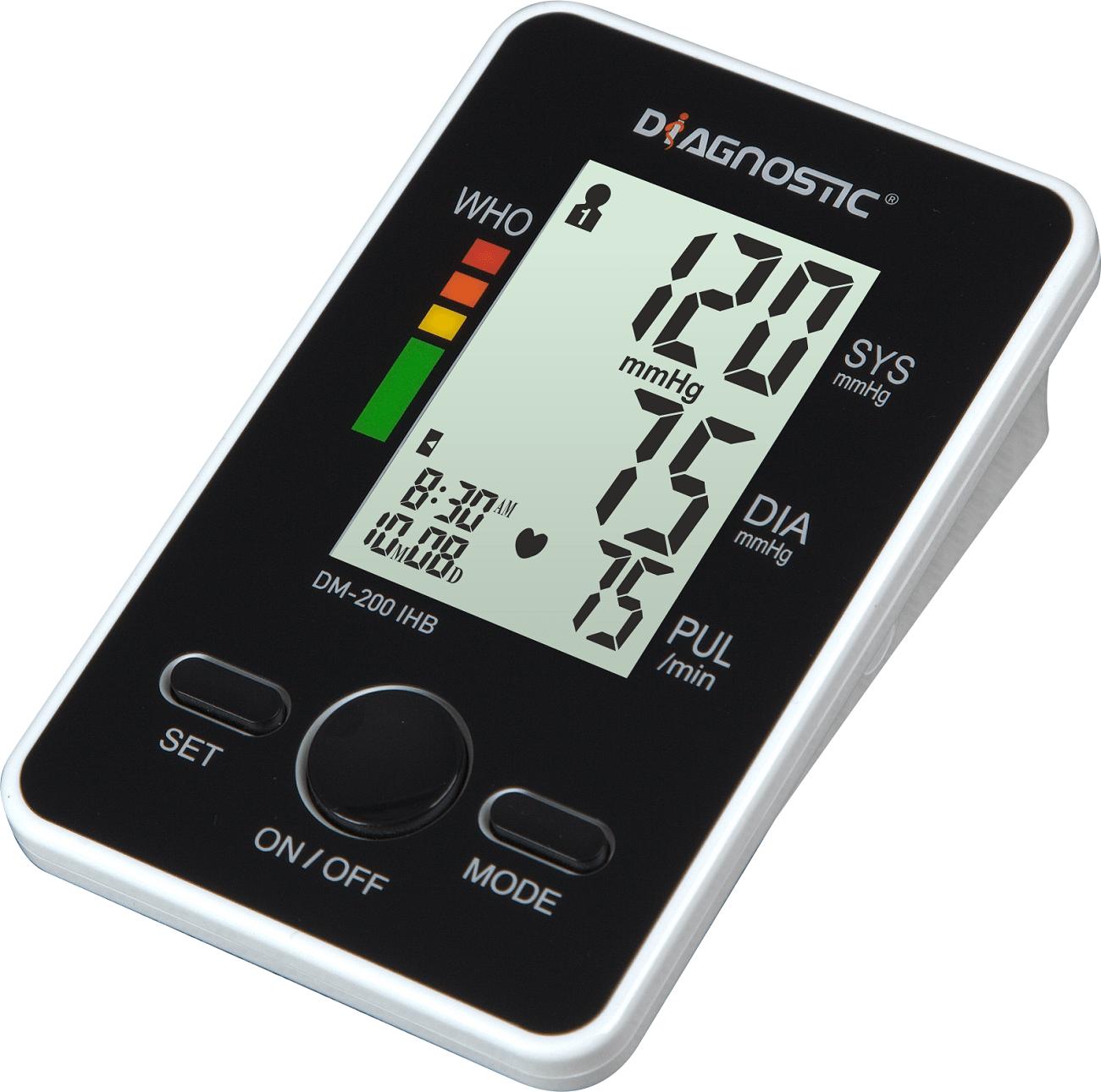 Ciśnieniomierz Diagnostic DM-200 IHB