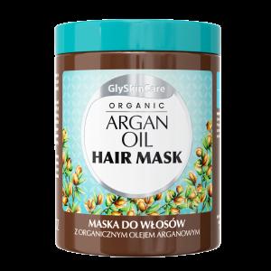 Maska do włosów z olejem arganowym- Argan Oil Hair Mask