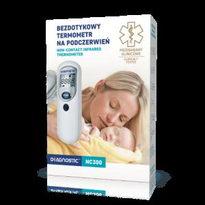 Termometr na podczerwień Diagnostic NC300
