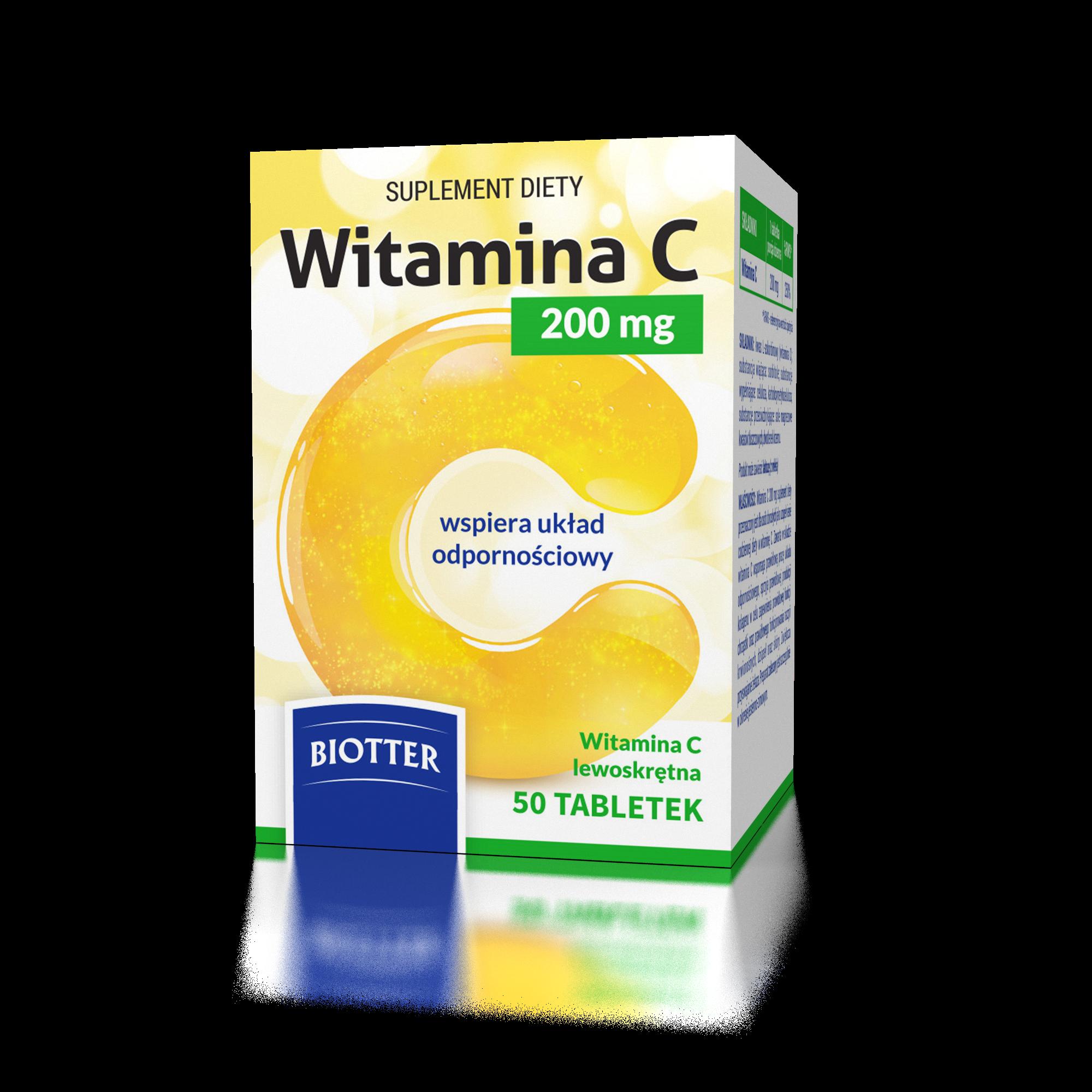 Witamina C 200 - 2016