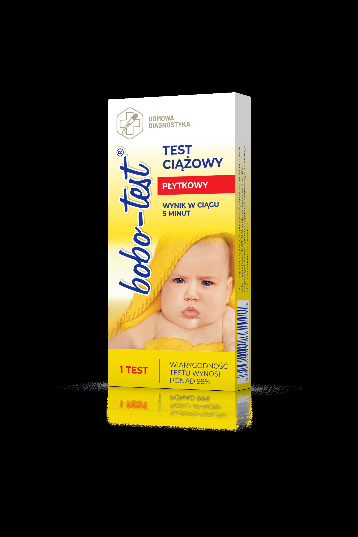 Testy ciążowe - kiedy i jak zrobić test ciążowy - Wypróbuj Bobo Test i Vitam