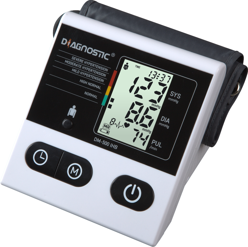 Ciśnieniomierz DM-500 IHB