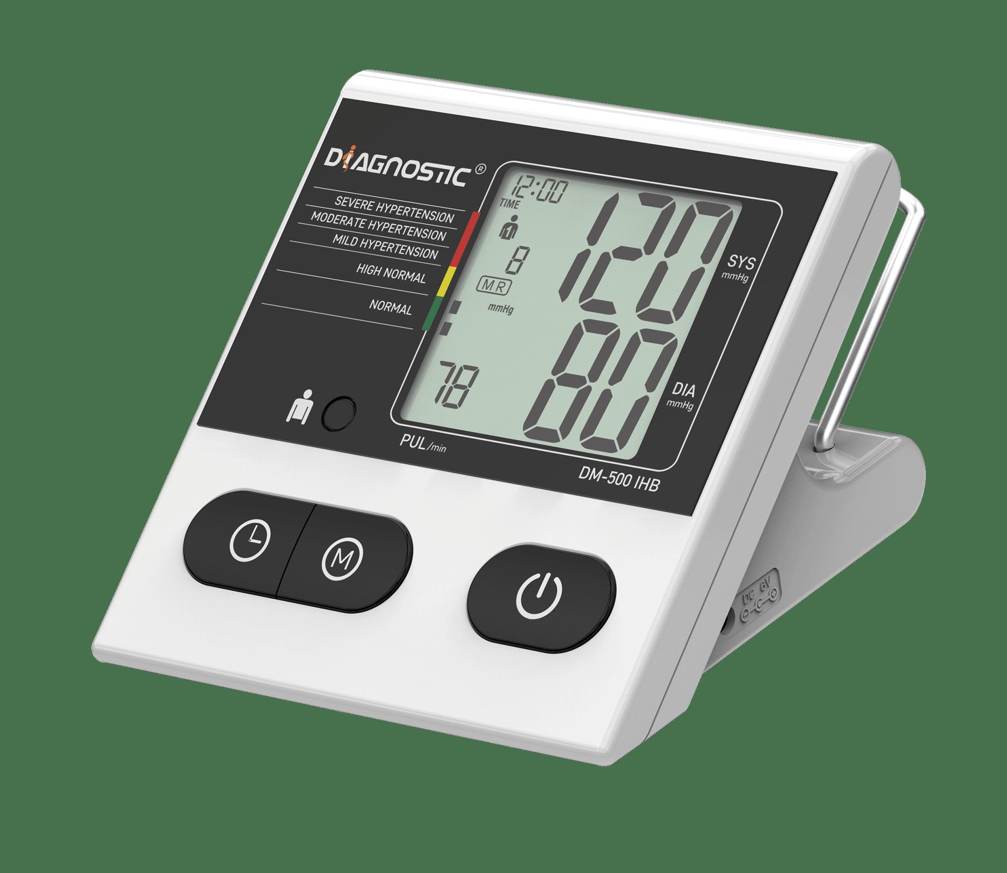 Ciśnieniomierz Diagnostic DM-500 IHB