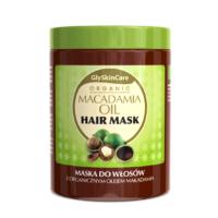 Maska do włosów z olejem makadamia i keratyną