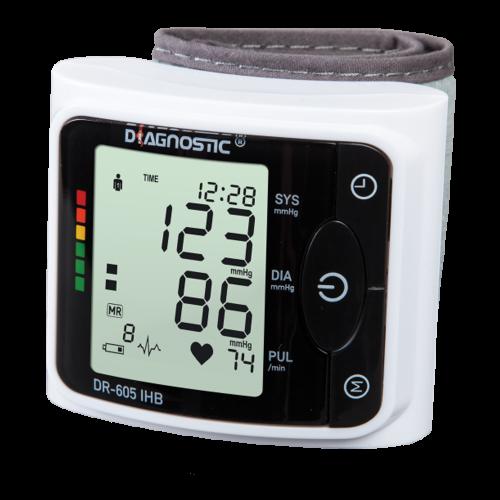 Diagnostic DR 605 Ciśnieniomierz nadgarstkowy
