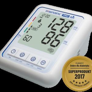 Ciśnieniomierz naramienny - elektroniczny Pro Afib z funkcją wykrywania migotania przedsionków.