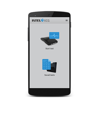 Aplikacja ISTEL ECG