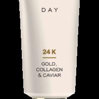 Kolagenowy krem do twarzy ze złotem na dzień