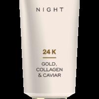 Kolagenowy krem do twarzy ze złotem na noc