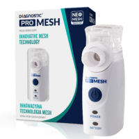Inhalator PRO Mesh Diagnostic