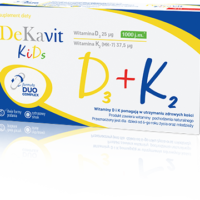 Dekavit Kids D3 + K2