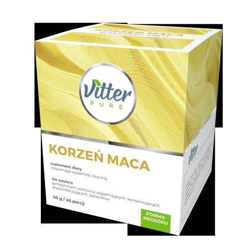 Suplement Diety - Korzeń Maca w proszku.- naturalny ekstrakt