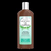 Odżywka do włosów  z organicznym olejem konopnym