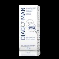 Diago-Man test do badania koncentracji (stężenia) plemników