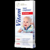 Vitam – płytkowy test ciążowy