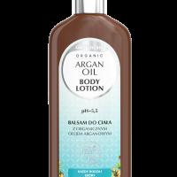 Balsam do ciała z organicznym olejem arganowym