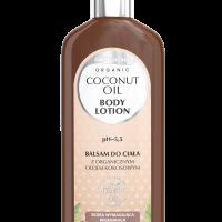 Balsam do ciała z organicznym olejem kokosowym