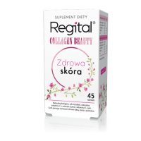 Regiral Collagen Beauty Suplement Diety 45 tabletek