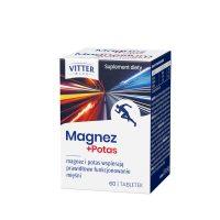 Magnez + Potas