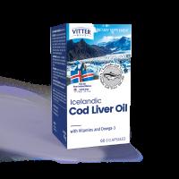Icelandic Cod Liver Oil